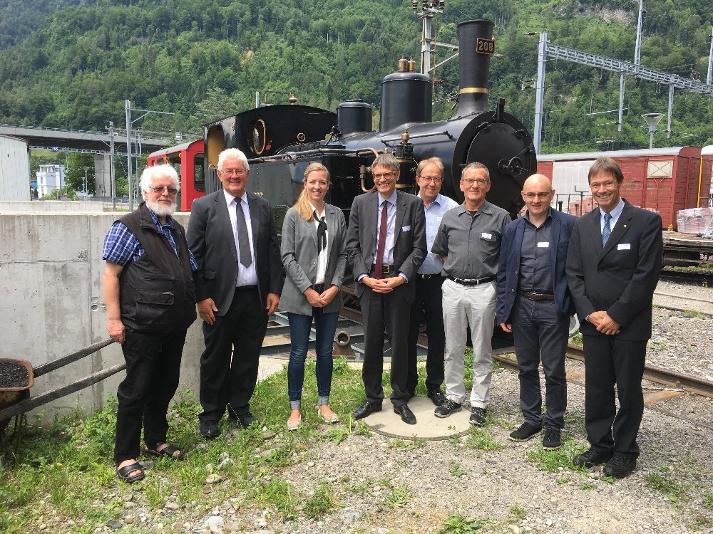Generalversammlung IG GoldenPass vom 15. Juni 2018 in Interlaken